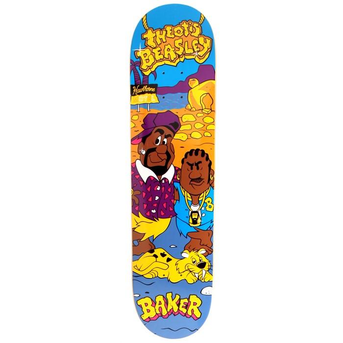 Baker - Theotis Stone Hedge Skateboard Deck