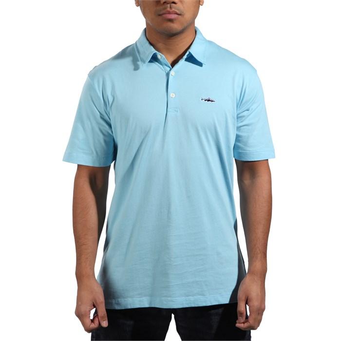 480e3f31 Patagonia - Trout Fitz Roy Polo Shirt ...