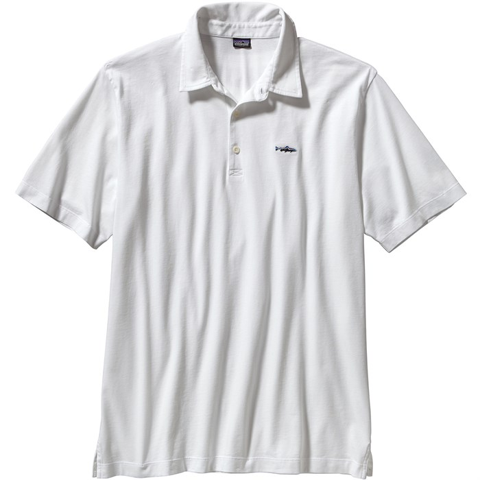 Patagonia - Trout Fitz Roy Polo Shirt