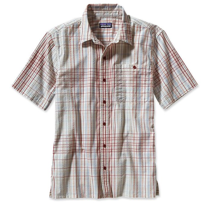 Patagonia - Puckerware Short-Sleeve Button-Down Shirt