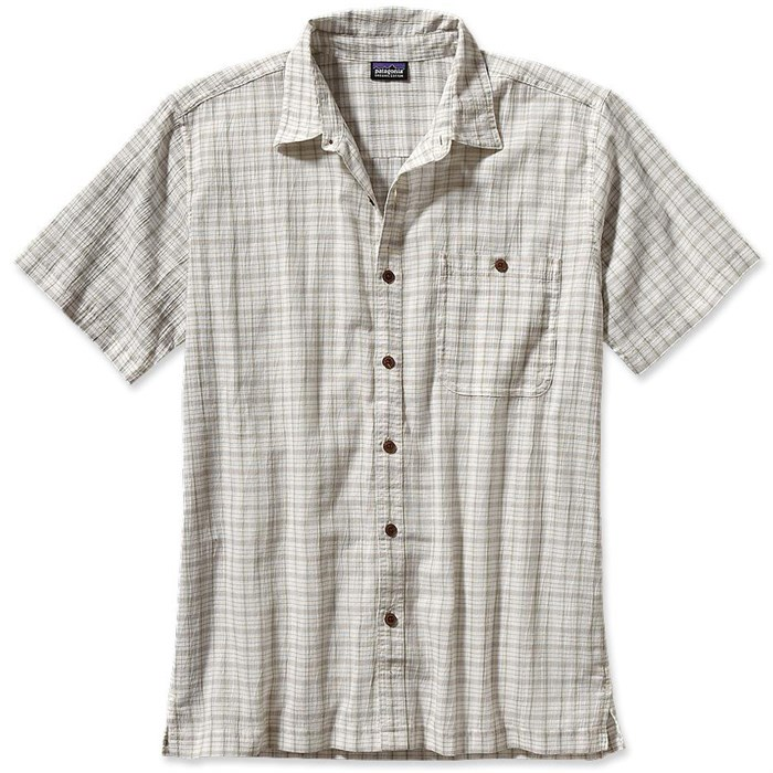 Patagonia - A/C Short-Sleeve Button-Down Shirt