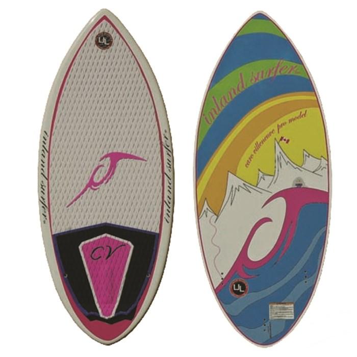 Inland Surfer - 4Skim Caro Pro Wakesurf Board 2014