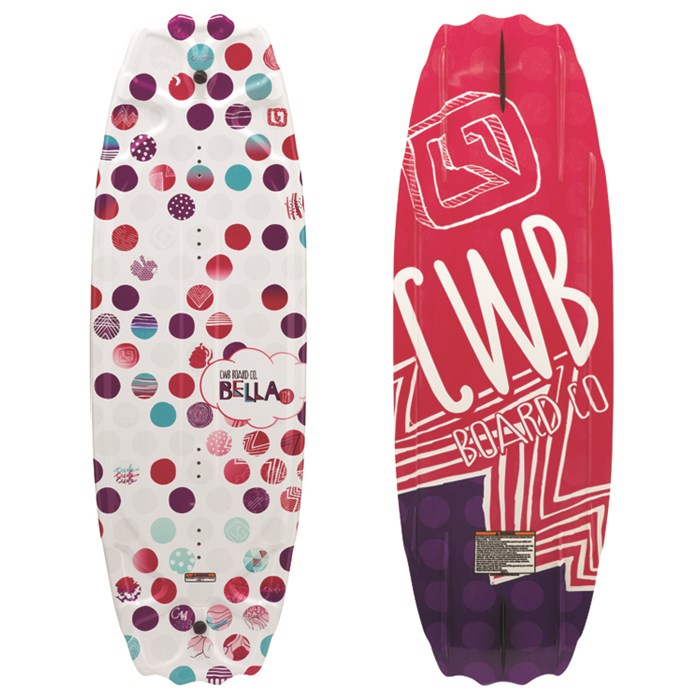 CWB - Bella Wakeboard - Big Girls' 2014