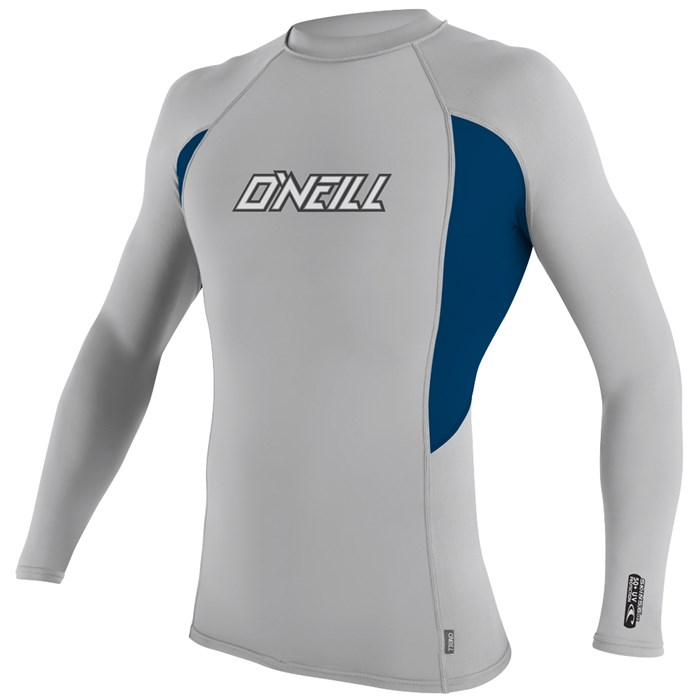 O'Neill - Skins Graphic Long Sleeve Rashguard 2014