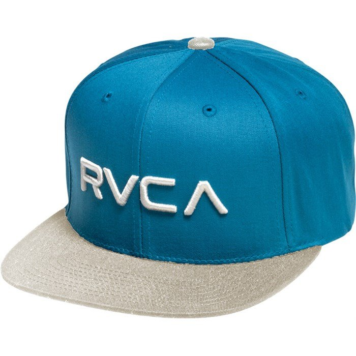 RVCA - Twill Snapback Hat
