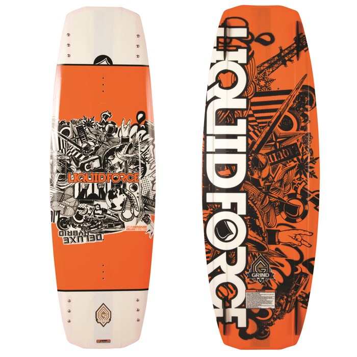 Liquid Force - Deluxe Wakeboard 2014