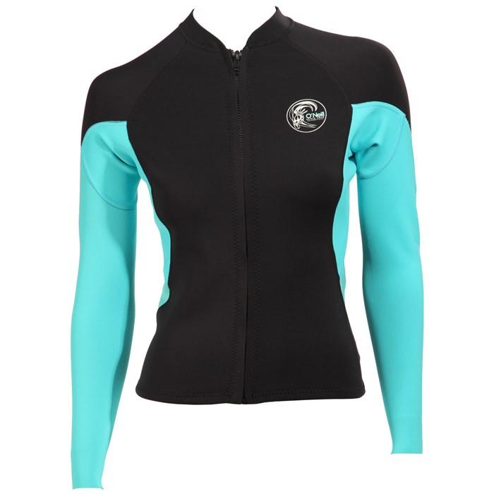 O'Neill - Bahia Full Zip Wetsuit Jacket - Women's