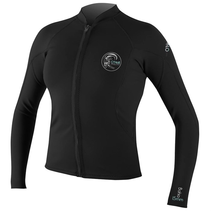 O'Neill - Bahia Full Zip Wetsuit Jacket - Women's