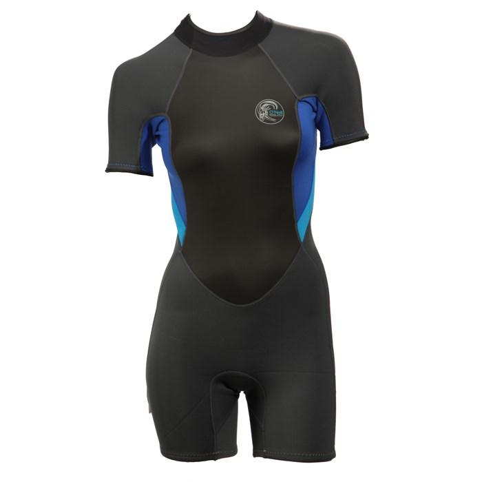 O'Neill - Bahia Short Sleeve Spring Wetsuit - Women's