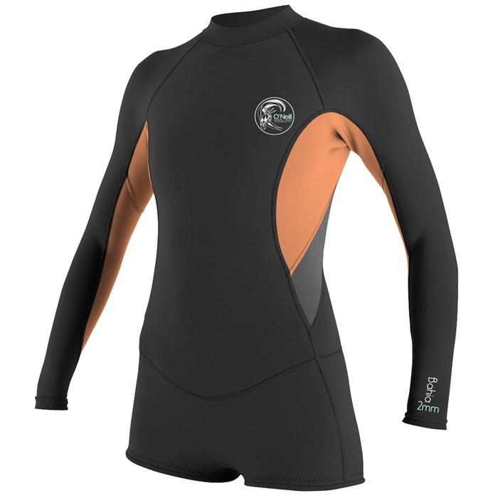 O'Neill - Bahia Long Sleeve Short Spring Wetsuit - Women's