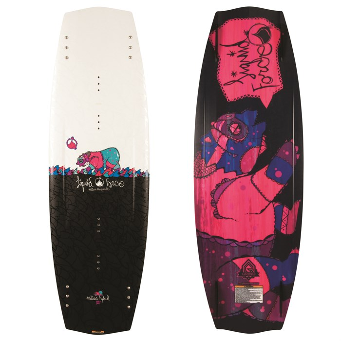 Liquid Force - Melissa Hybrid Wakeboard - Women's 2014