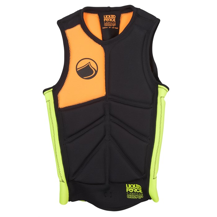 Liquid Force - Cardigan Comp Wakeboard Vest 2014