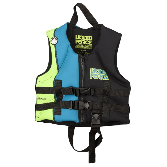 Liquid Force - Junior Hinge Wakeboard Vest - Kid's 2014