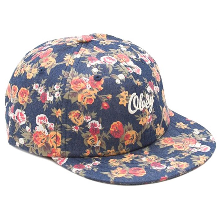 Obey Clothing - Elodie Throwback Hat