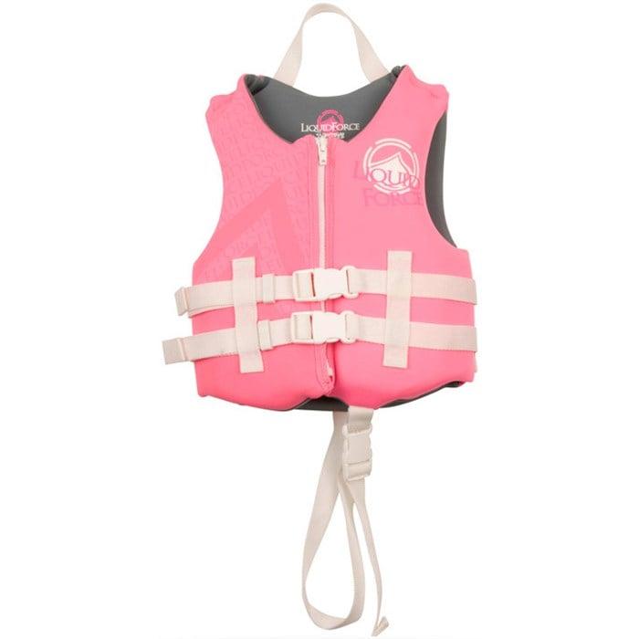 Liquid Force - Star CGA Wakeboard Vest - Little Girls' 2016