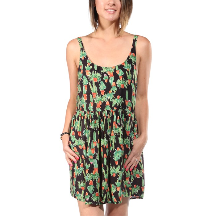 Obey Clothing - Peyote Gardens Dress - Women's