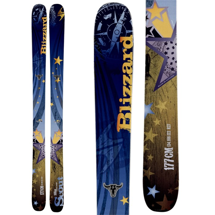 Blizzard - Scout Skis 2014