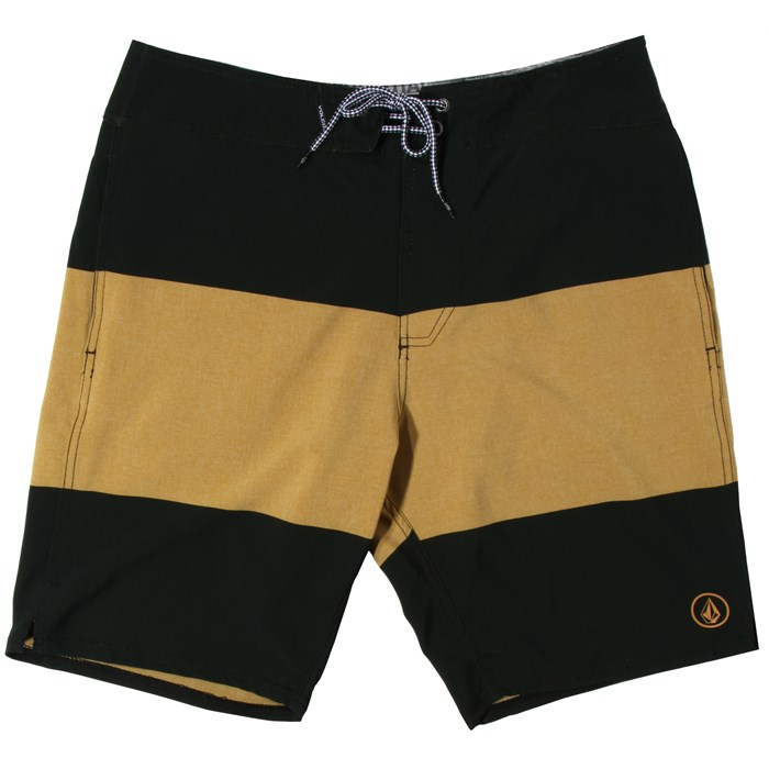 Volcom - Heather Stripe Boardshorts