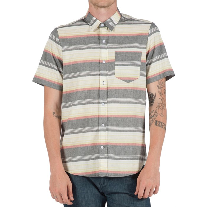 Volcom - Horzy Short-Sleeve Button-Down Shirt