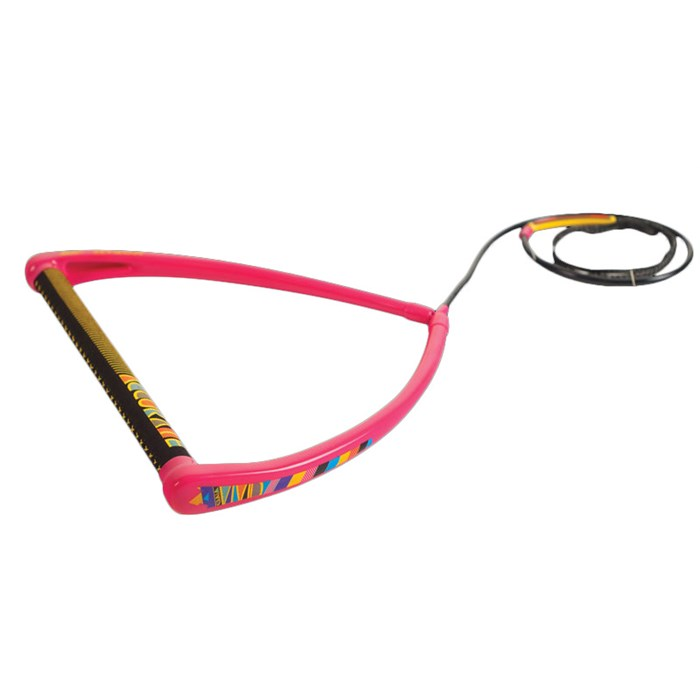 Accurate - Accurate Vivid Chamois Wakeboard Handle - Women's 2014