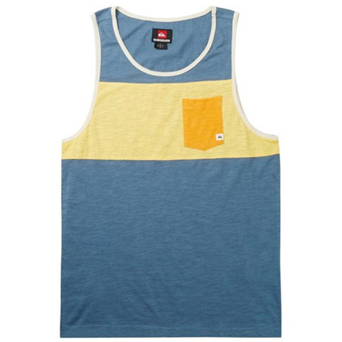 Quiksilver - Band Heavy Tank Top