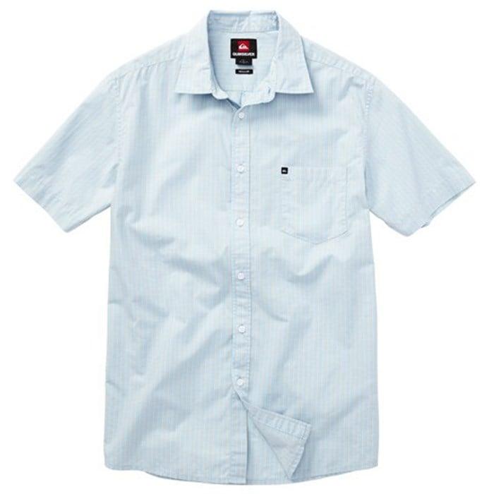Quiksilver - Barracuda Cay Short-Sleeve Button-Down Shirt