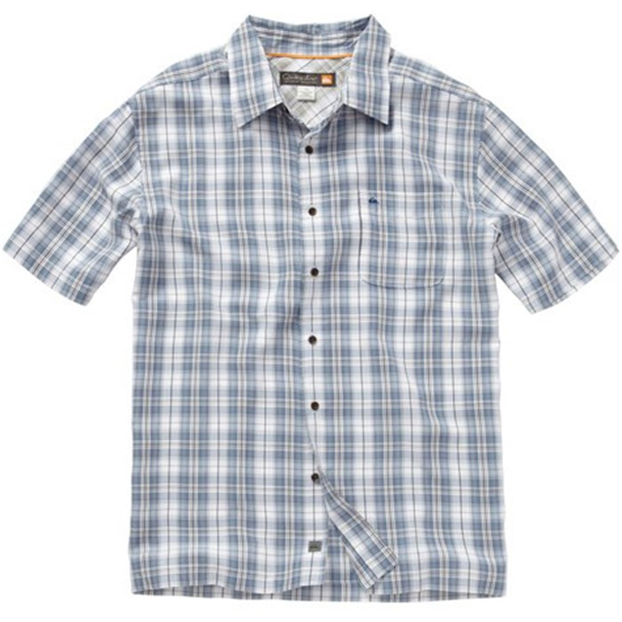 Quiksilver - Punta Banco Short-Sleeve Button-Down Shirt