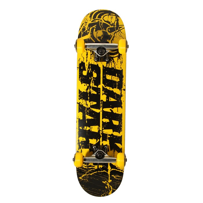 Darkstar - Splatter Youth Mid Skateboard Complete - Kid's