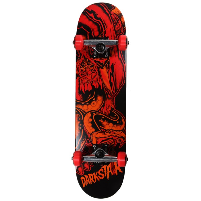 Darkstar - Darkstar Undead Youth Mid Skateboard Complete - Kid's
