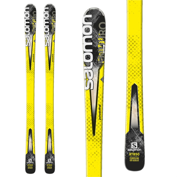 2014 Salomon Lava Ski Review
