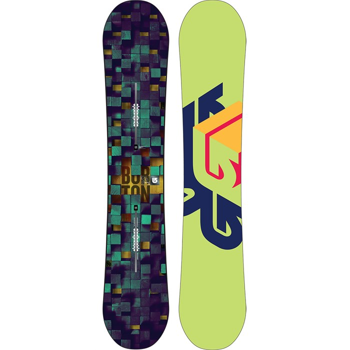 Burton - Process Flying V X Snowboard 2014