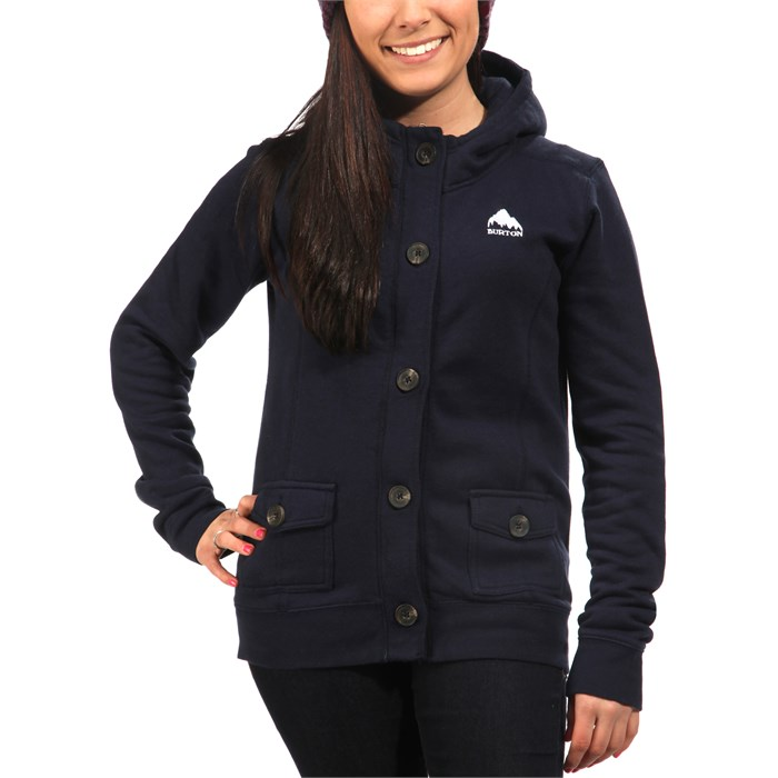 Burton - Hazel Full Zip Sweatshirt - Women's