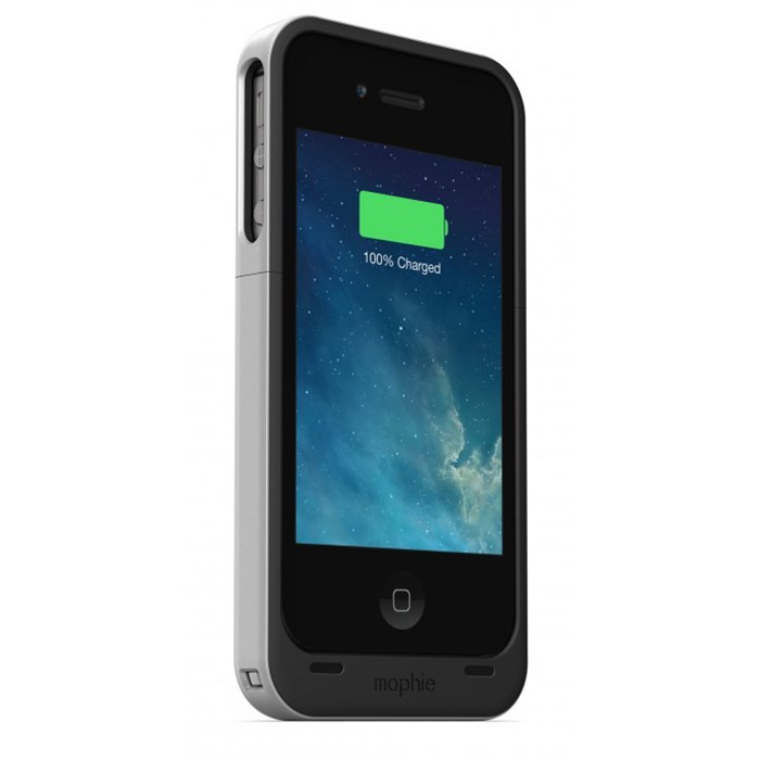 Mophie - Juice Pack Air Case for iPhone 4/4s