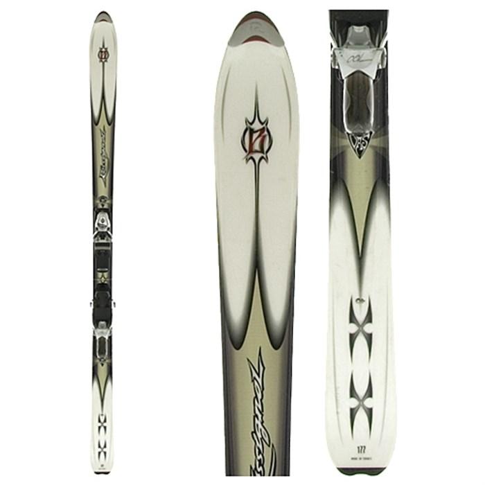 Rossignol Bandit XXL Skis + Bindings