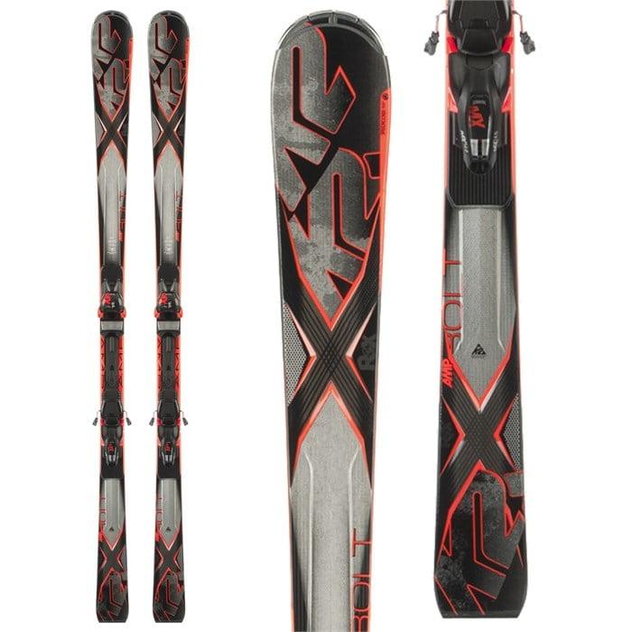 Ski K2 AMP VELOCITY Marker 12 size 172 cm  NEW !!! bind