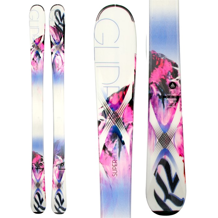 K2 - SuperGlide Skis - Women's 2014