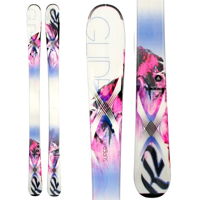 K2 - SuperGlide Skis - Women's 2014