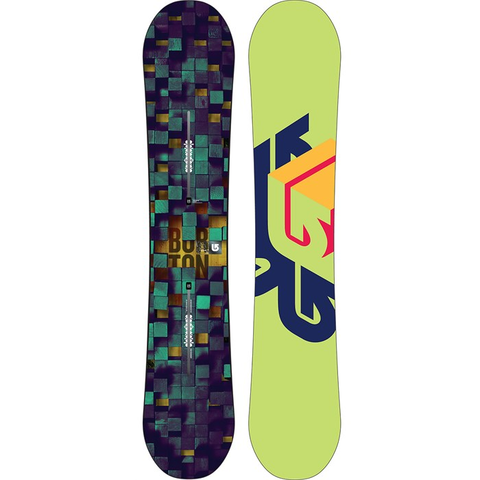 Burton - Process Flying V X Snowboard - Blem 2014