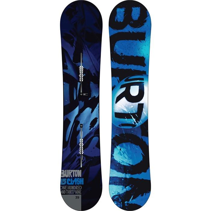 Burton - Clash Snowboard - Blem 2014