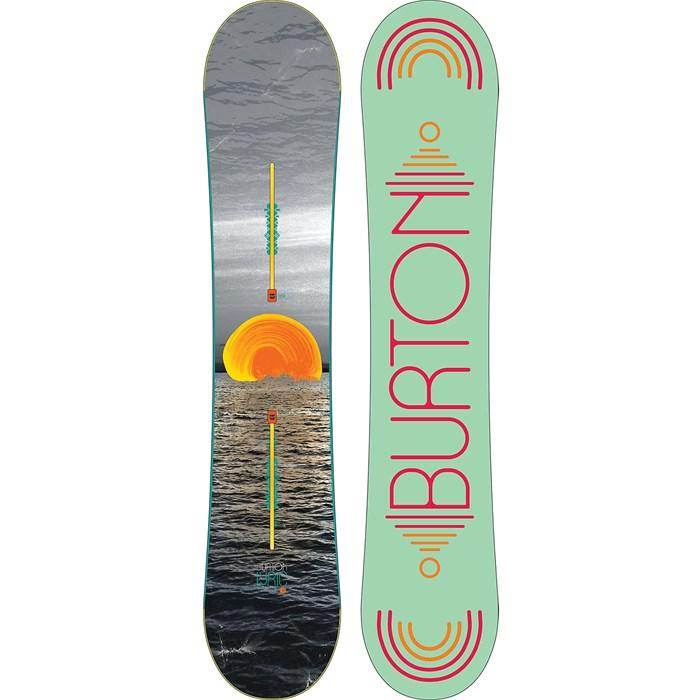 Burton - Lyric Snowboard - Blem - Women's 2014