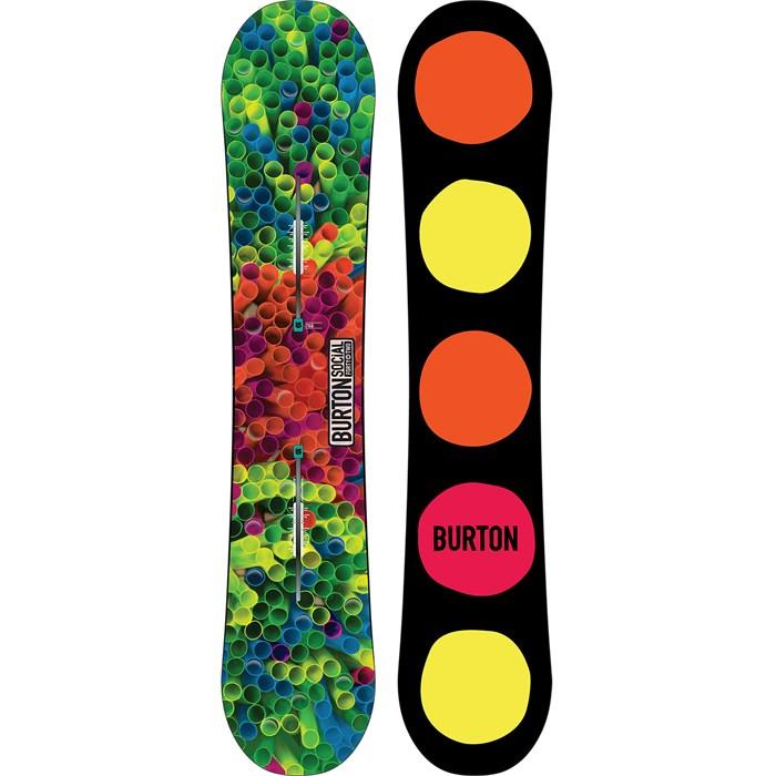 Burton - Social Snowboard - Blem - Women's 2014