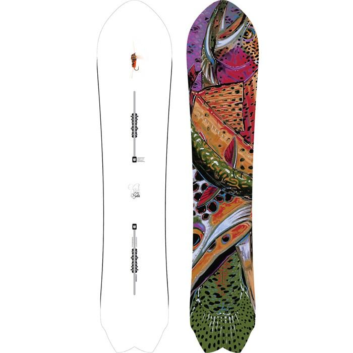 Burton - Fish Snowboard - Blem 2014