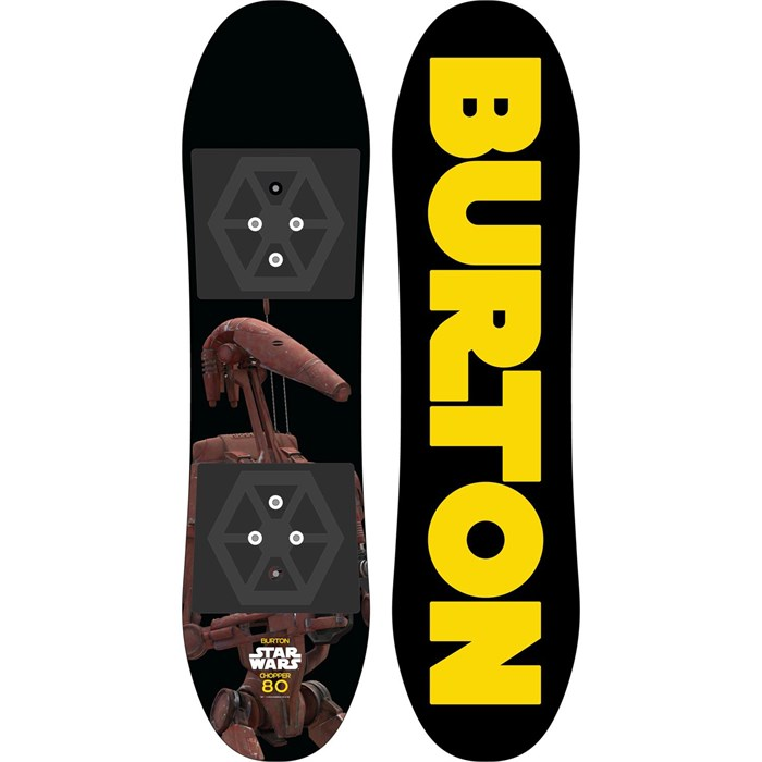 Burton - Chopper Star Wars Snowboard - Blem - Boy's 2014