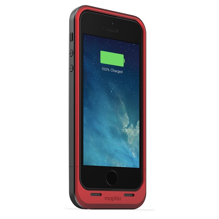 Mophie - Juice Pack Air Case for iPhone 5/5s