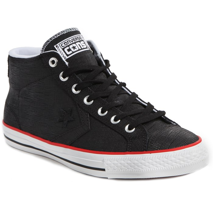 Converse - Converse Star Player Skate Mid Shoes