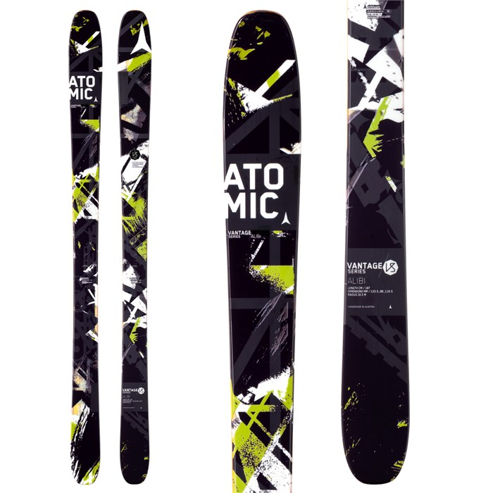 Atomic - Alibi Skis 2014