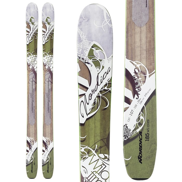 Nordica - Wildfire Skis - Women's 2014
