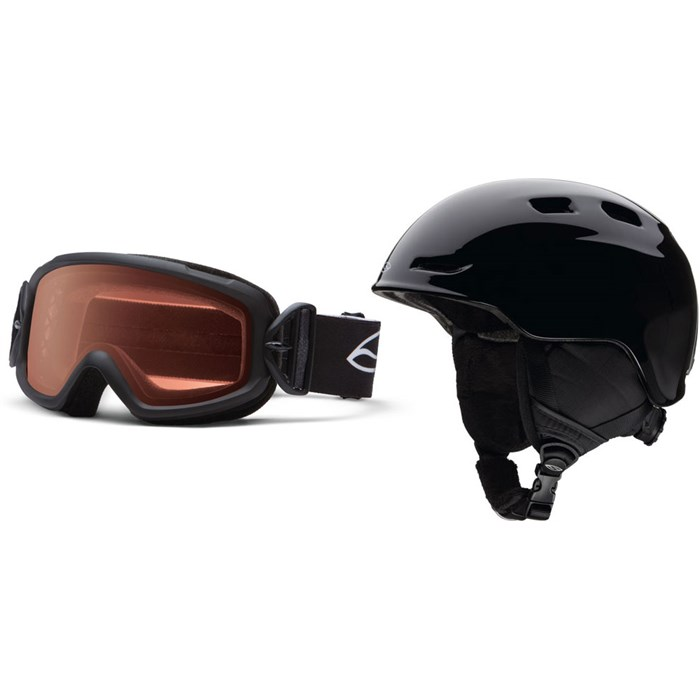 Smith - Smith Zoom/Sidekick Helmet and Goggle Combo - Kid's
