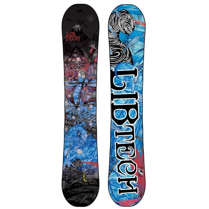 Lib Tech - Lib Tech T.Rice Pro C2BTX Snowboard - Blem 2014