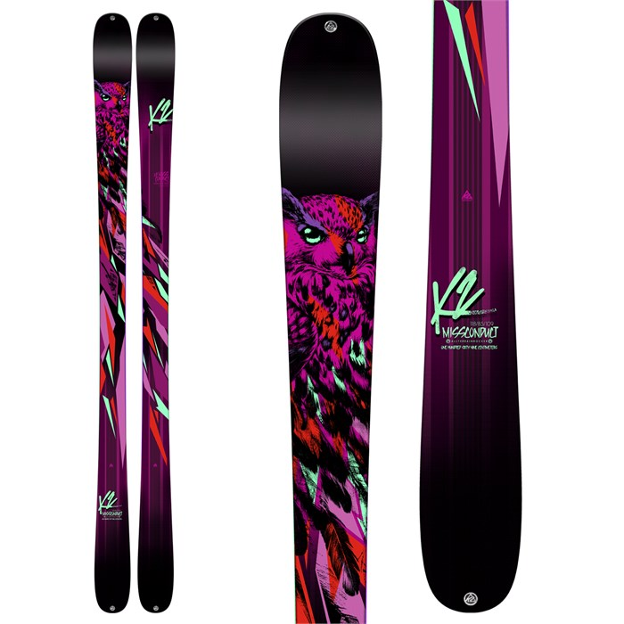 K2 - Missconduct Skis - Women's 2015